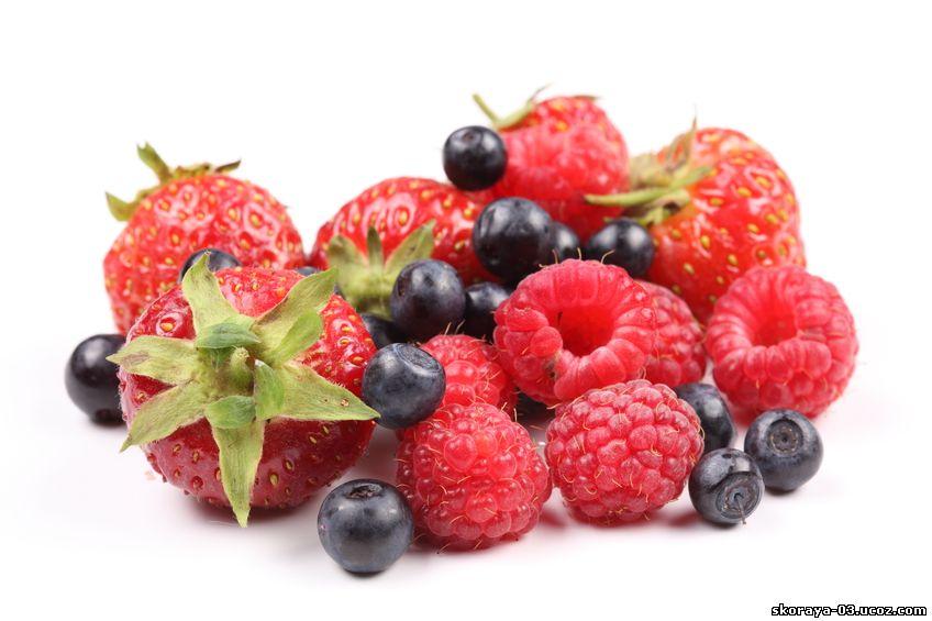 ягоды при диабете варенье